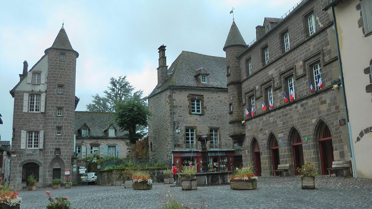 France Salers  Cantal  Auvergne