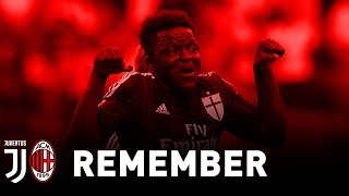Video REMEMBER: JUVE - AC MILAN, MUNTARI POWER !! download MP3, 3GP, MP4, WEBM, AVI, FLV April 2018