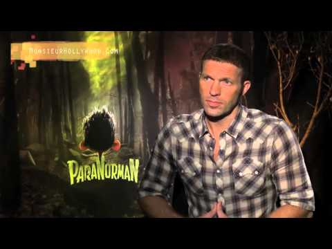 Travis Knight Exclusive Interview by Monsieur Hollywood