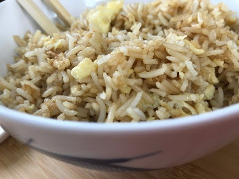 Student Meals | Student Recipes | Quick Food | Fried Rice | 5 Ingredients