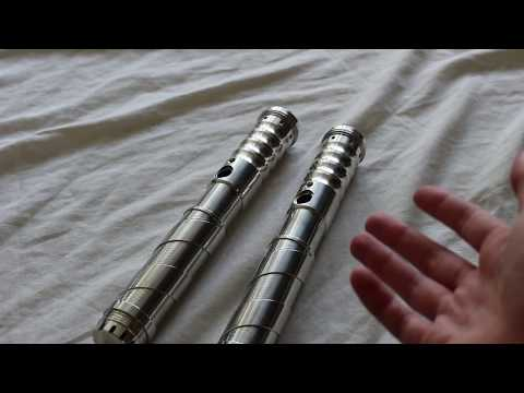 Solo's Hold Padawan Empty Lightsaber Hilt DIY full review DISCONTINUED