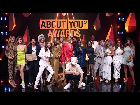 ABOUT YOU Awards 2019 - Ganze Sendung - Die größte Influencer Award Show des Jahres