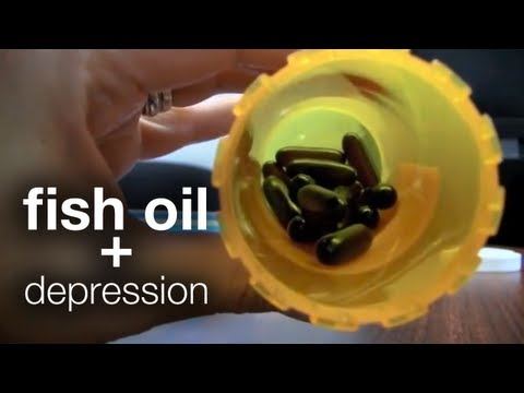 Fish Oil To Fight Depression