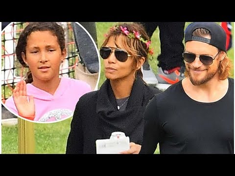 halle berry daughter