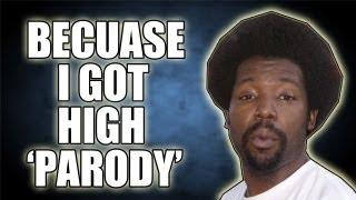 "COD SONG PARODY - Afroman - Because i got high - ""Because i got shot"""