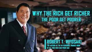 WHY THE RICH GET RICHER - RICH DAD POOR DAD BY ROBERT KIYOSAKI AUDIOBOOK