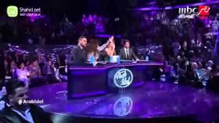 Arab Idol - إليسا- أول مرّة تحب يا قلبي- الحلقات المباشرة