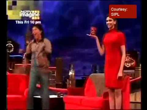 Farhan Akhtar Speaks About Deepika S Height Youtube
