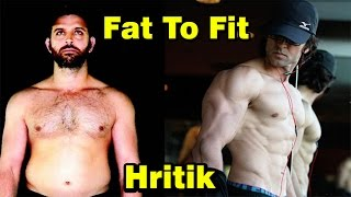 Top 14 Bollywood Stars who From FAT to FIT