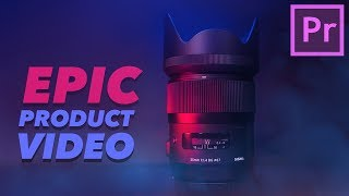 How to make Epic Product Video /Photo at home ( Cinematic ) Free Glitch / Light Leak / Sound Effects
