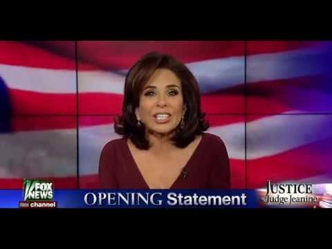 • National Leaders Pouring Gasoline on Fires of Racial Hatred • Judge Jeanine • 12/21/14 •