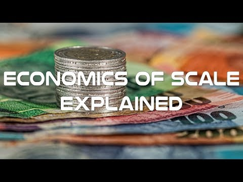 Introduction to Economics of Scale