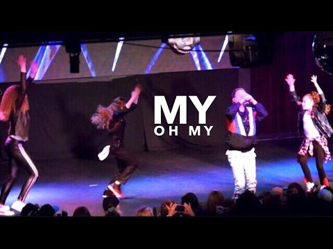 MattyB - My Oh My (Live in NYC)
