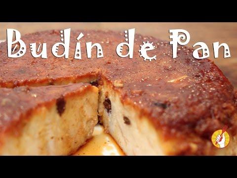 Cómo Hacer Budín de Pan ¡con Caramelo! | Receta Fácil | Tenedor Libre