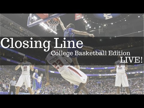 NCAAB Picks & College Basketball Betting Tips | + Army vs Navy Preview | Saturday's Closing Line