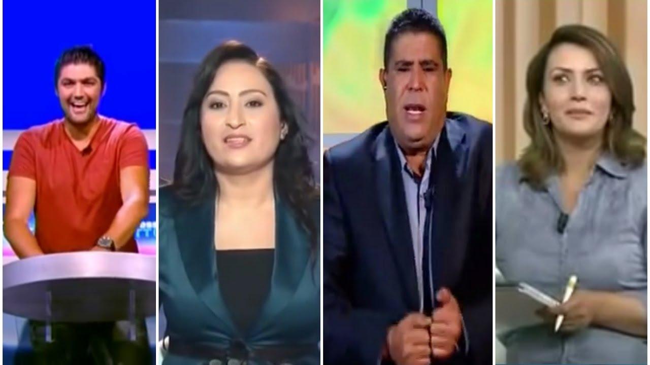 أكثر 10 مشاهد مضحكة تونس على المباشر