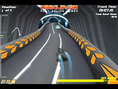 Jet Velocity 3D - MINICLIP Gameplay By Magicolo46