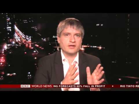 BBC World News Sven Giegold