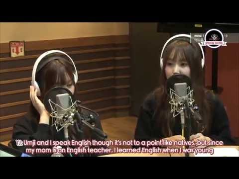 [ENG SUB] 160714 Park Jiyoon's FM Date Radio - Gfriend