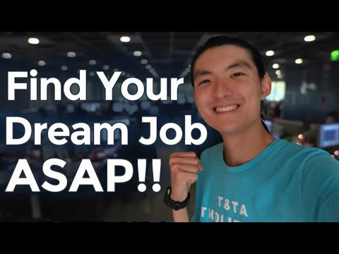 Unemployment - How to Find a Dream Job Fast ASAP With Little Experience Career Resume Tips & Tricks