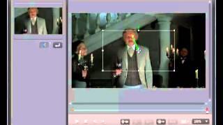 Эффект наезда камеры на изображение