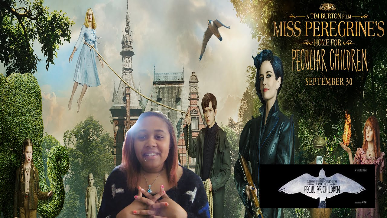 Miss Peregrine S Home For Peculiar Children Age Rating
