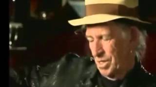 The Rolling Stones (Keith Richards) - Thru And Thru 1993 rehearsal