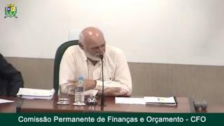 Audiência Pública - Comissão de Finanças e Orçamento