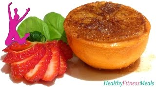 Апельсин запеченный с корицей кулинарный видео рецепт