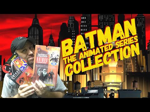 My Batman: The Animated Series Kenner Collection