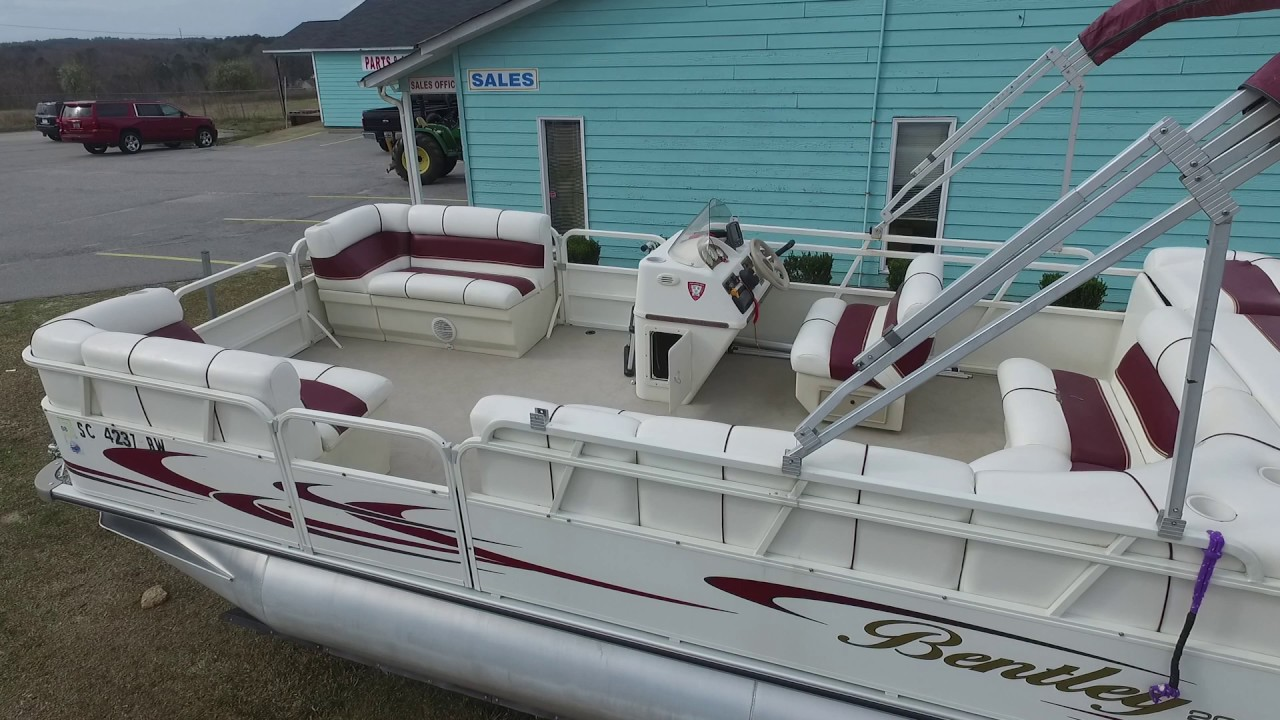 on boats bentley shutgood craigslist for sale used pontoon comments youtube
