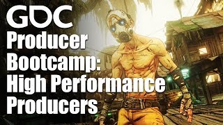 Producer Bootcamp: High Performance Producers