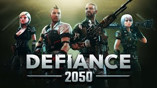 Defiance 2050 - Sniper Starting Character Gameplay