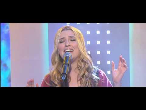 Anna Leddra Chapman - Story - Sings LIVE! on This Morning