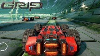 GRIP: Combat Racing PC Tutorial Gameplay