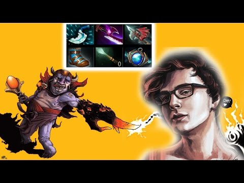 Miracle- Dota 2 [Lion]  Low Priority For The Win