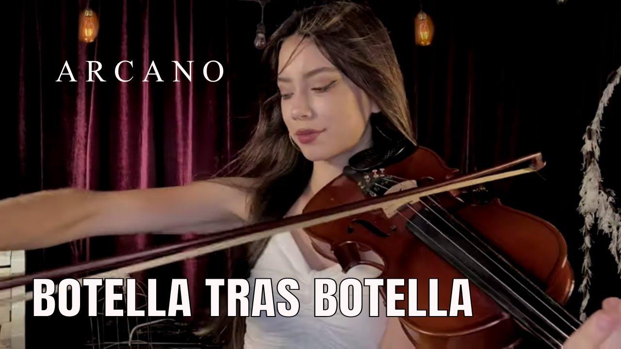 BOTELLA TRAS BOTELLA - ARCANO
