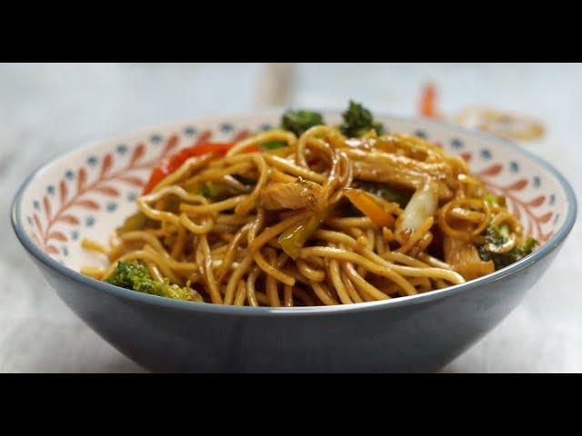Tavuklu Noodle Tarifi, Nasıl Yapılır?