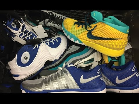 Trip to Burlington: Penny II's + Kyrie 1's + Air Max 95 AND MORE!