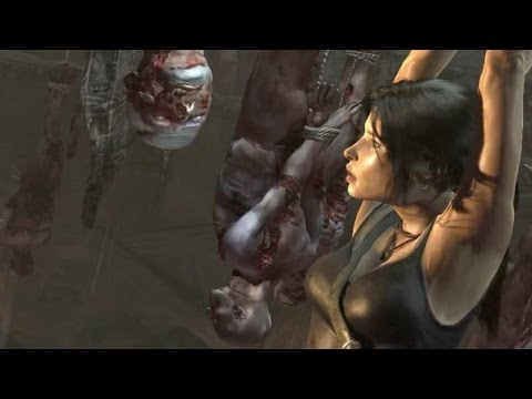 Some bondage again? - Tomb Raider 2013 Part 6