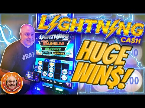⚡DOUBLE FEATURE JACKPOT$ ⚡Lightning Cash Magic Pearl PAY$ 💥| The Big Jackpot