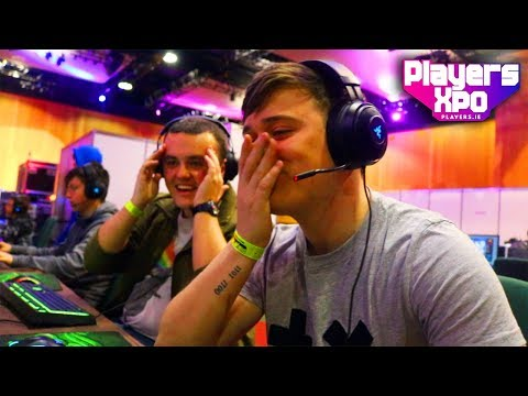 PLAYERS XPO VLOG : DUBLIN GAMING EVENT VLOG #PX2017 (VLOG#6)