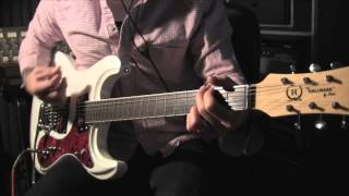 Hallmark 65 Custom guitar demo