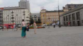 30 seconds of August 1, 2013 at 5 p m  Warsaw Uprising Memorial