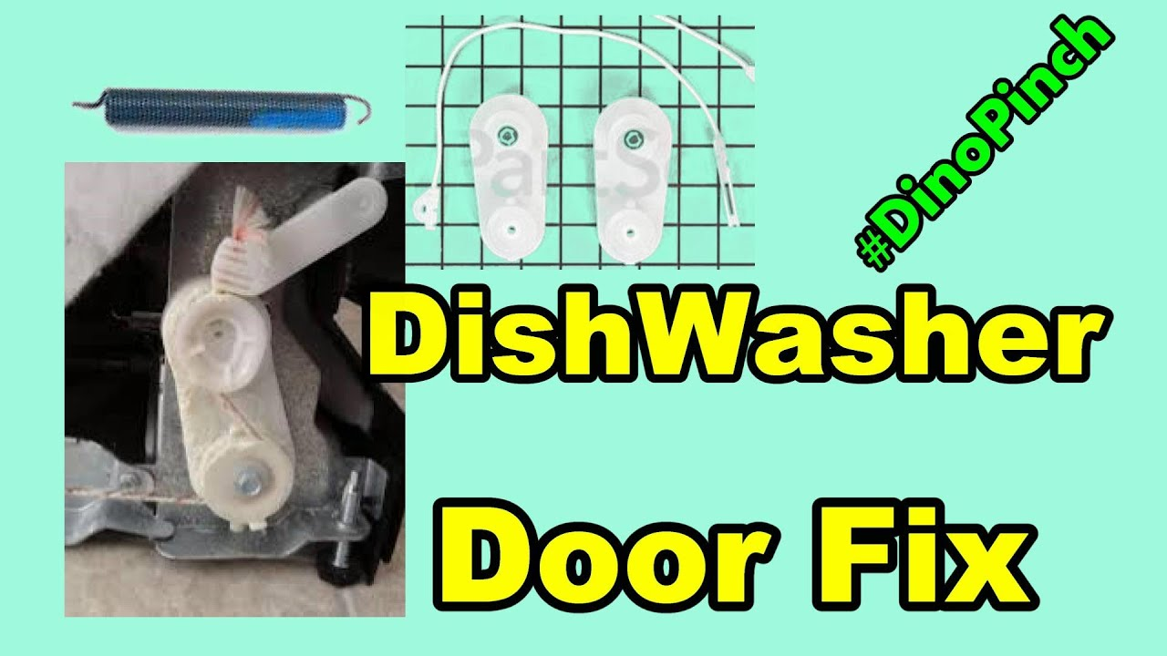 Fix Kitchenaid Dishwasher