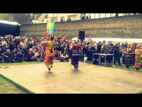 Indian traditional dance in holland netherlands