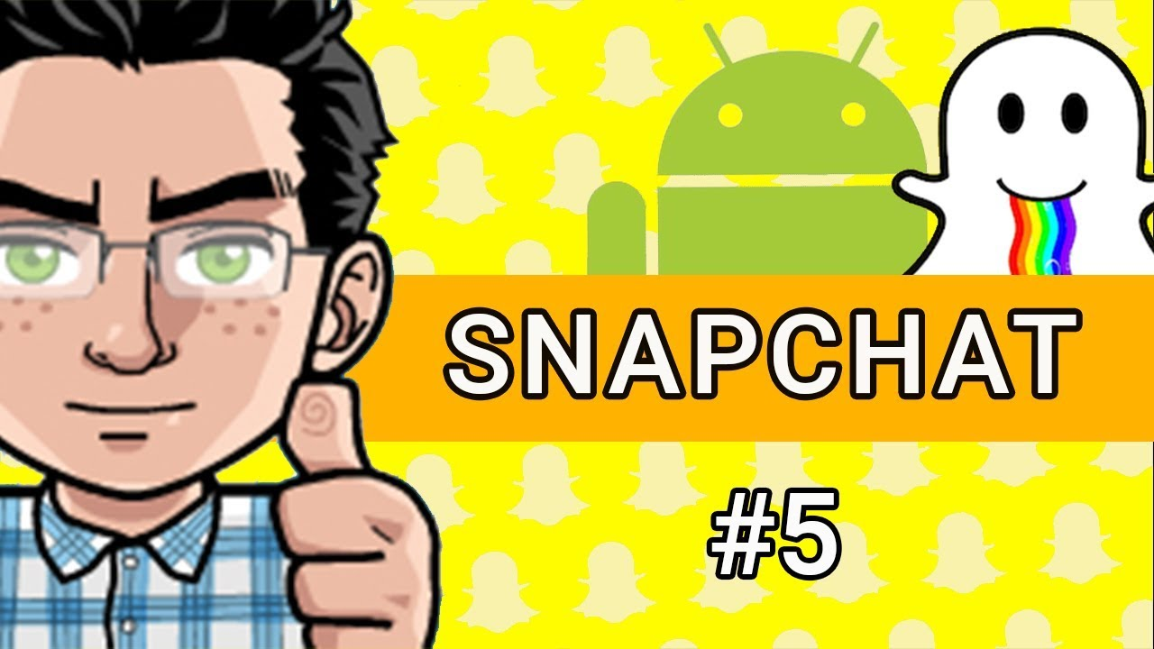 Make an Android App Like SNAPCHAT - Part 5 - Camera Preview Tutorial