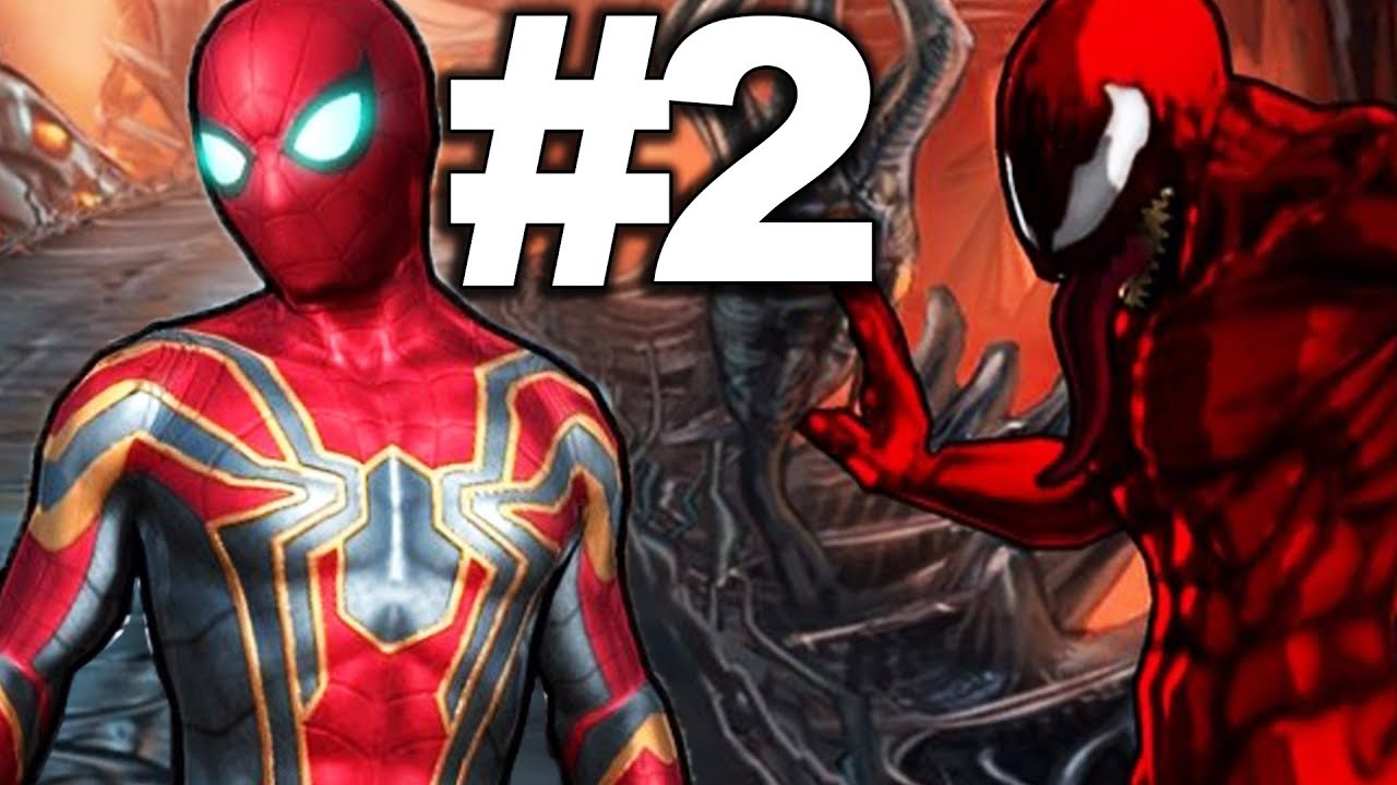 spider-man-unlimited-karen-nud