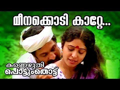 Meenakkodikkatte...   Kannezhuthi Pottum Thottu   Malayalam Movie Song