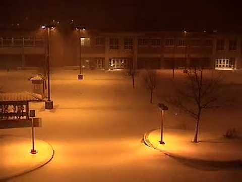 Lake Effect Snow (1) Marquette